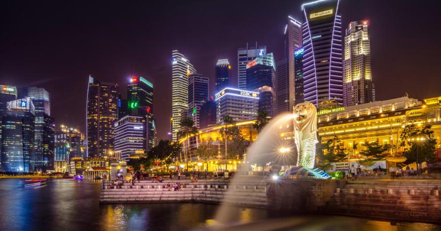 การเล่นการพนันในสิงคโปร์
