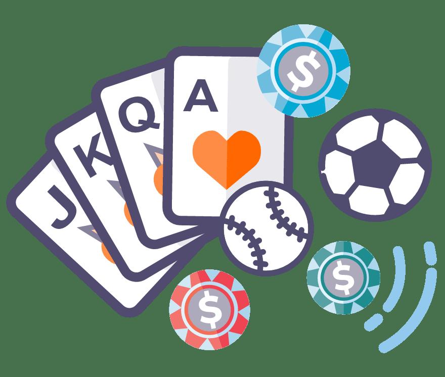 12 Sports Betting คาสิโนออนไลน์ ที่ดีที่สุดในปี 2021
