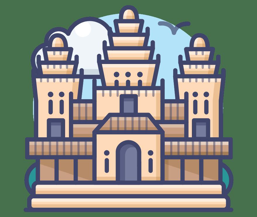 24 คาสิโนออนไลน์ ที่ดีที่สุดใน กัมพูชา 2021