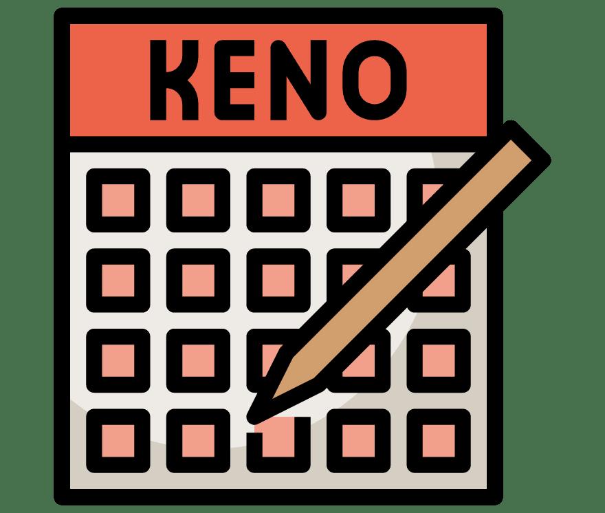 45 Keno คาสิโนออนไลน์ ที่ดีที่สุดในปี 2021