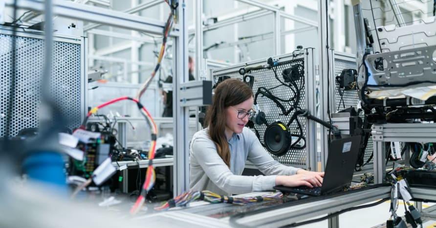 แนวโน้มเทคโนโลยีปฏิวัติในอุตสาหกรรมคาสิโนออนไลน์