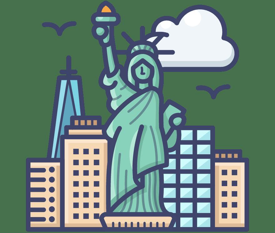 17 คาสิโนออนไลน์ ที่ดีที่สุดใน สหรัฐอเมริกา 2021
