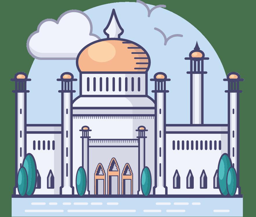 28 คาสิโนออนไลน์ ที่ดีที่สุดใน บรูไน 2021